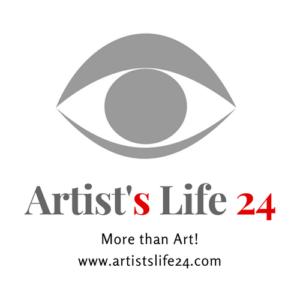 Logo projektu Artist's Life 24