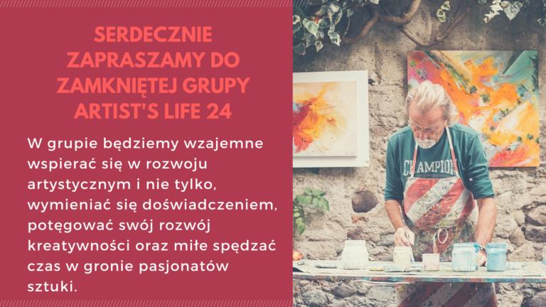 Artist's Life 24 Grupa