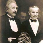 Albert Einstein Charlie Chaplin
