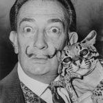 Salvador Dalí Cytat oprzeznaczenie