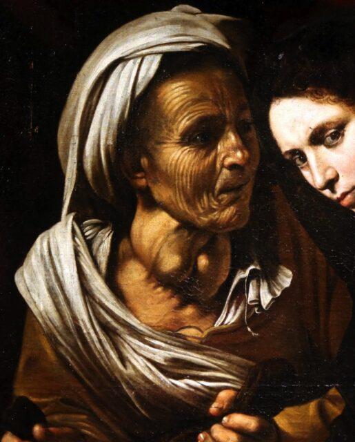 obraz Caravaggio Judith Beheading Holofernes