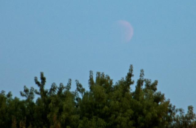 Zaćmienie księżyca Autor: Mariusz Łukaszewski